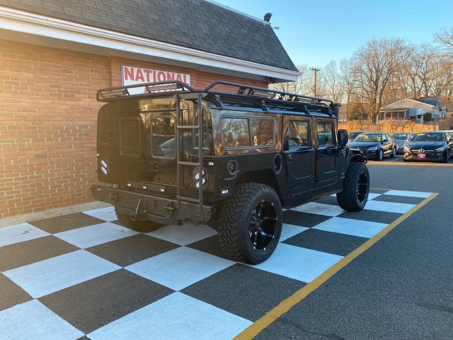Used AM General Hummer 4-Passenger Wgn Enclosed 1996   National Auto Brokers, Inc.. Waterbury, Connecticut
