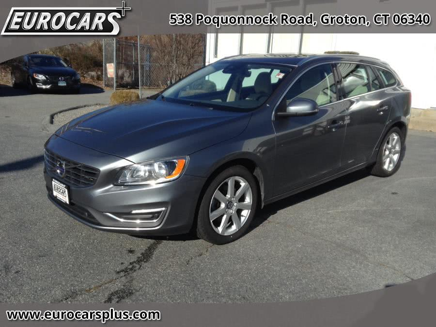 Used 2017 Volvo V60 in Groton, Connecticut | Eurocars Plus. Groton, Connecticut