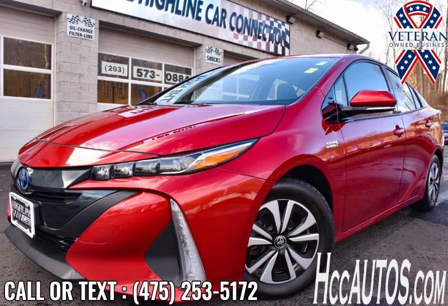 Used 2018 Toyota Prius Prime in Waterbury, Connecticut | Highline Car Connection. Waterbury, Connecticut