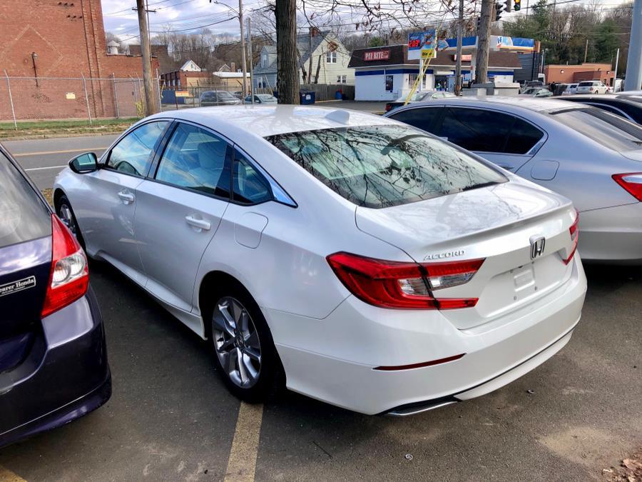 Used Honda Accord Sedan LX 1.5T CVT 2018 | Primetime Auto Sales and Repair. New Haven, Connecticut