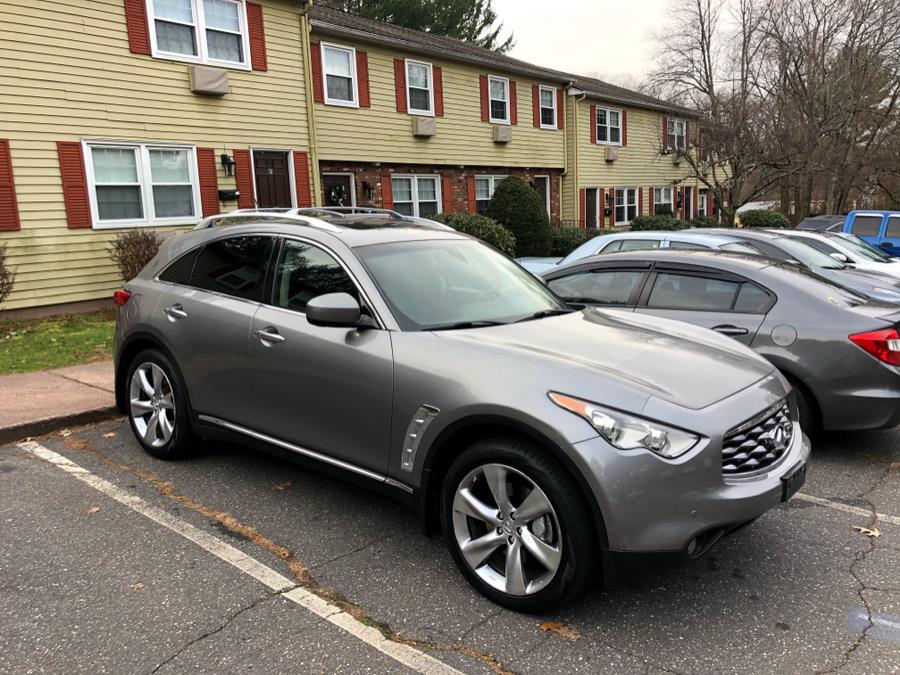 Used INFINITI FX50 AWD 4dr 2011 | Primetime Auto Sales and Repair. New Haven, Connecticut