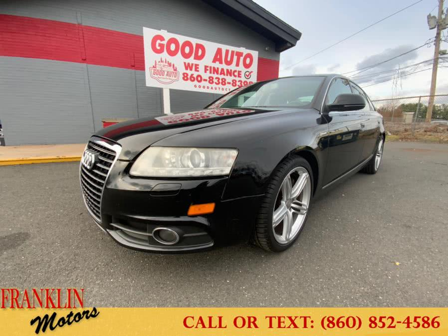 Used 2011 Audi A6 in Hartford, Connecticut | Franklin Motors Auto Sales LLC. Hartford, Connecticut