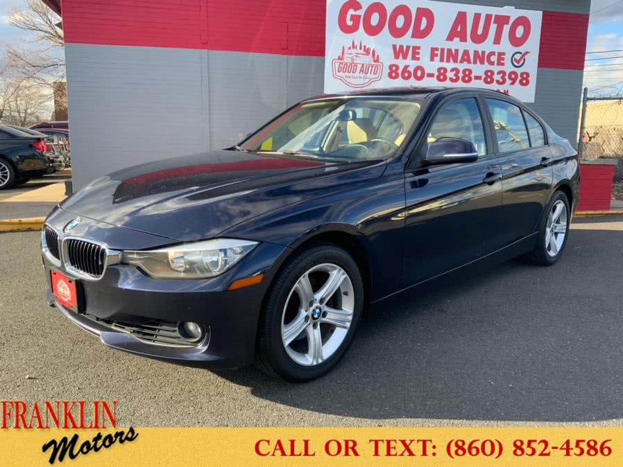 Used 2013 BMW 3 Series in Hartford, Connecticut | Franklin Motors Auto Sales LLC. Hartford, Connecticut