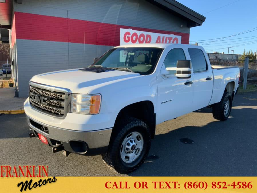 Used 2013 GMC Sierra 2500HD in Hartford, Connecticut | Franklin Motors Auto Sales LLC. Hartford, Connecticut