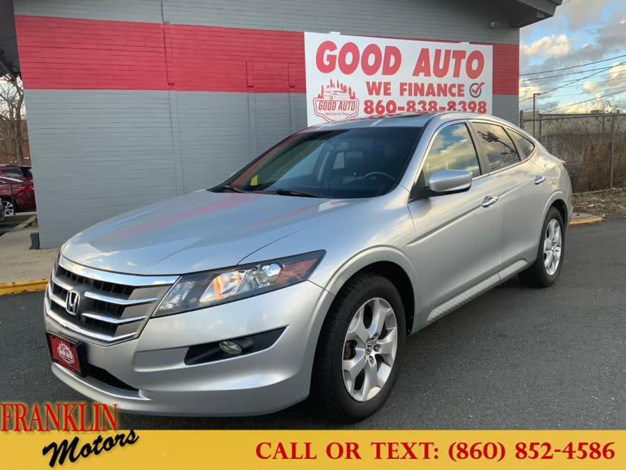 Used 2011 Honda Accord Crosstour in Hartford, Connecticut | Franklin Motors Auto Sales LLC. Hartford, Connecticut