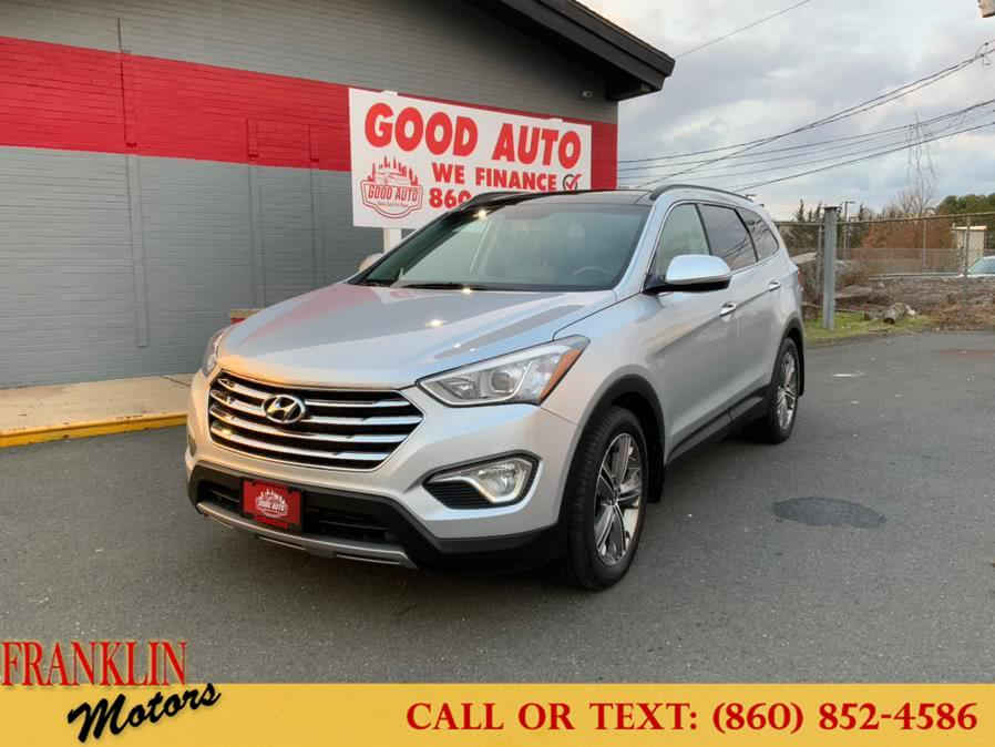 Used 2014 Hyundai Santa Fe in Hartford, Connecticut | Franklin Motors Auto Sales LLC. Hartford, Connecticut