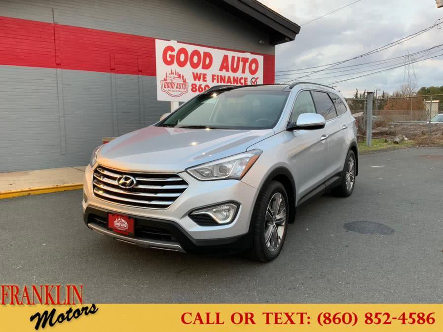 Used 2014 Hyundai Santa Fe in Hartford, Connecticut | Franklin Motors Auto Sales LLC. Hartford, Connecticut