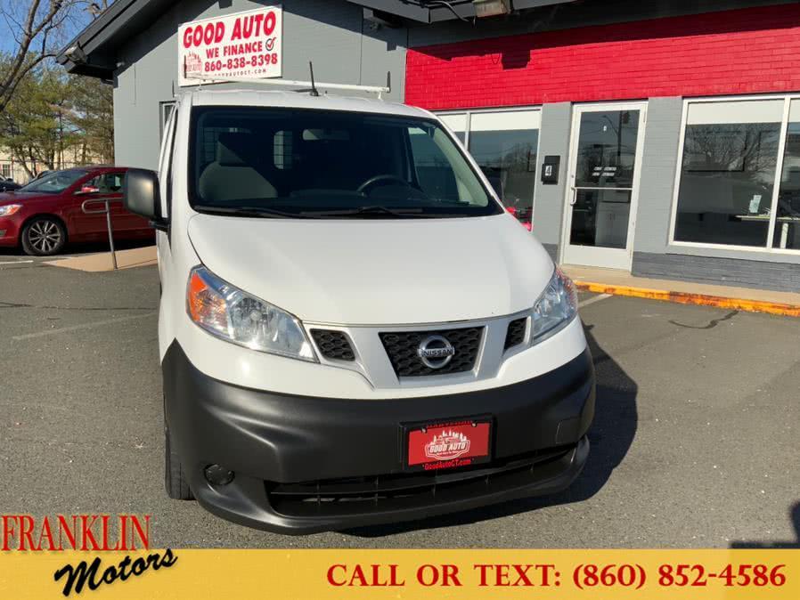 Used Nissan NV200 I4 S 2015 | Franklin Motors Auto Sales LLC. Hartford, Connecticut