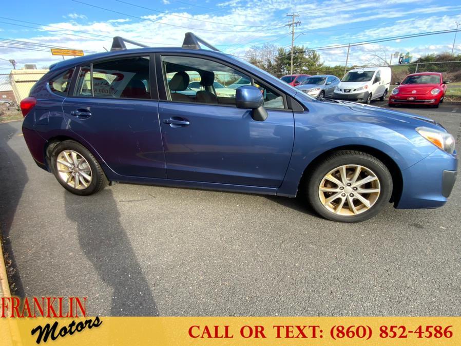 Used 2013 Subaru Impreza Wagon in Hartford, Connecticut | Franklin Motors Auto Sales LLC. Hartford, Connecticut