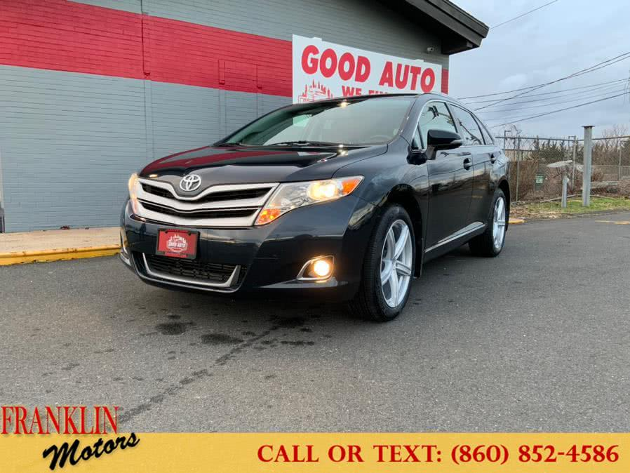 Used 2015 Toyota Venza in Hartford, Connecticut | Franklin Motors Auto Sales LLC. Hartford, Connecticut