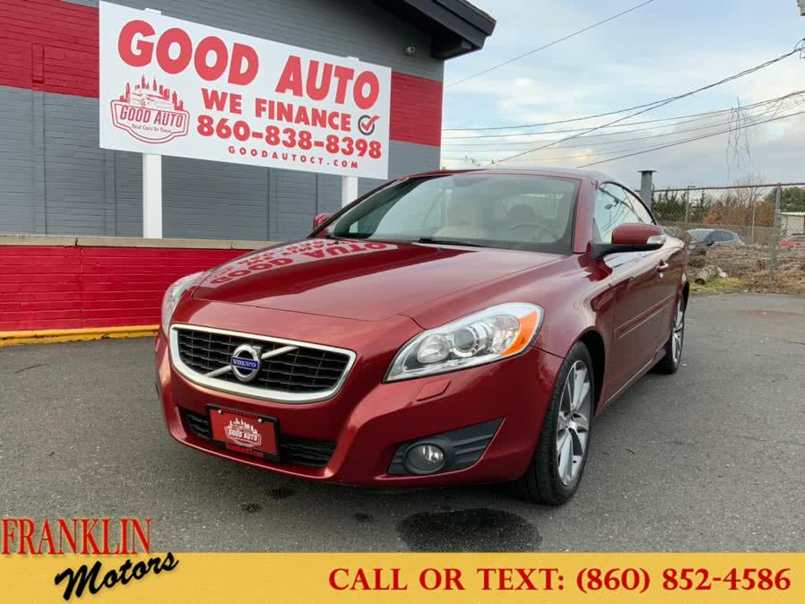 Used 2011 Volvo C70 in Hartford, Connecticut | Franklin Motors Auto Sales LLC. Hartford, Connecticut