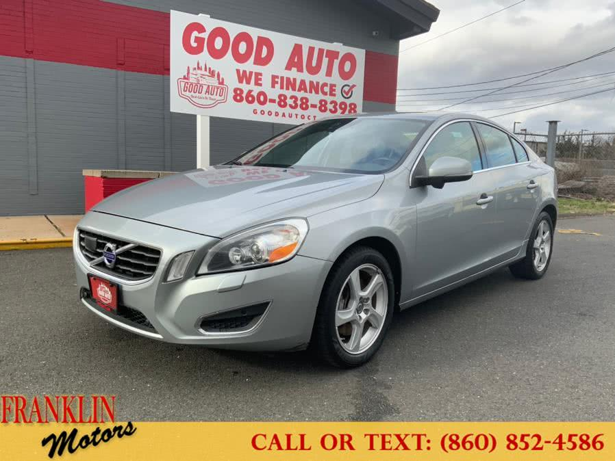 Used Volvo S60 4dr Sdn T5 AWD 2013 | Franklin Motors Auto Sales LLC. Hartford, Connecticut