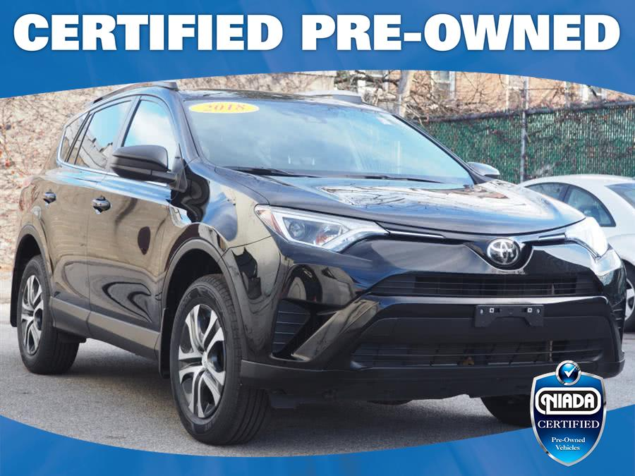 Used 2018 Toyota Rav4 in Jackson Heights, New York | Connection Auto Sales Inc.. Jackson Heights, New York