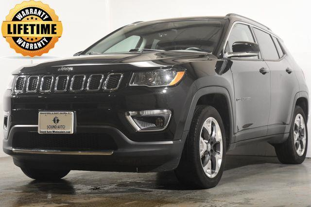 2017 Jeep New Compass Limited photo
