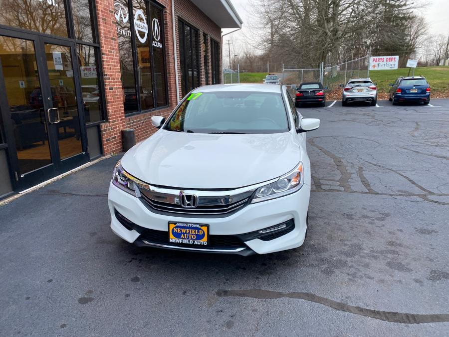 Used Honda Accord Sedan Sport CVT 2017 | Newfield Auto Sales. Middletown, Connecticut