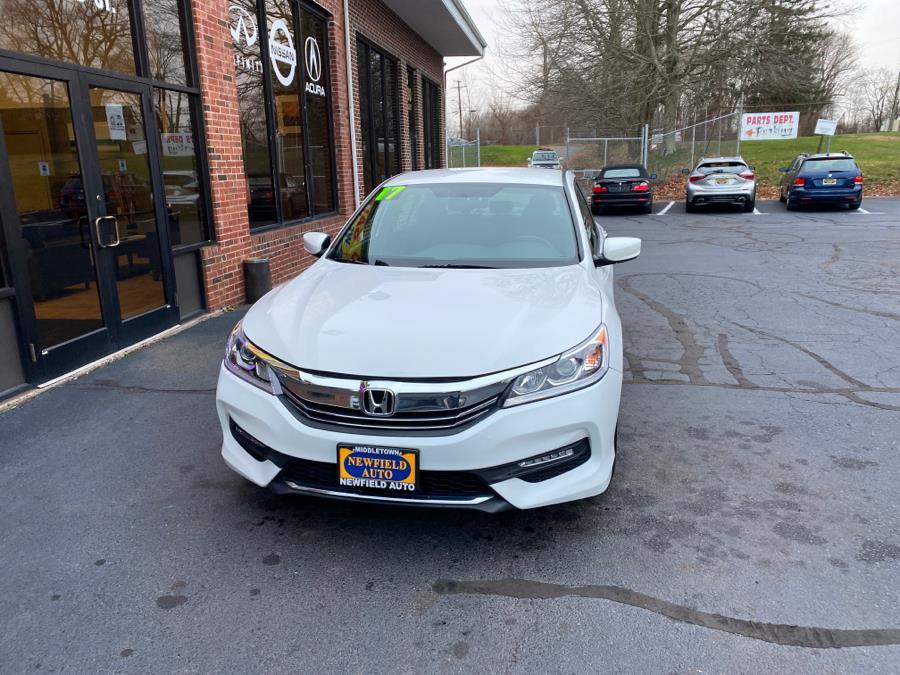 Used 2017 Honda Accord Sedan in Middletown, Connecticut | Newfield Auto Sales. Middletown, Connecticut