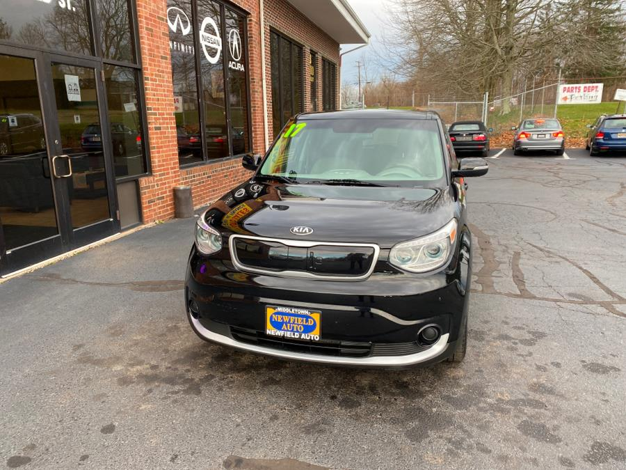 Used Kia Soul EV EV Auto 2017 | Newfield Auto Sales. Middletown, Connecticut
