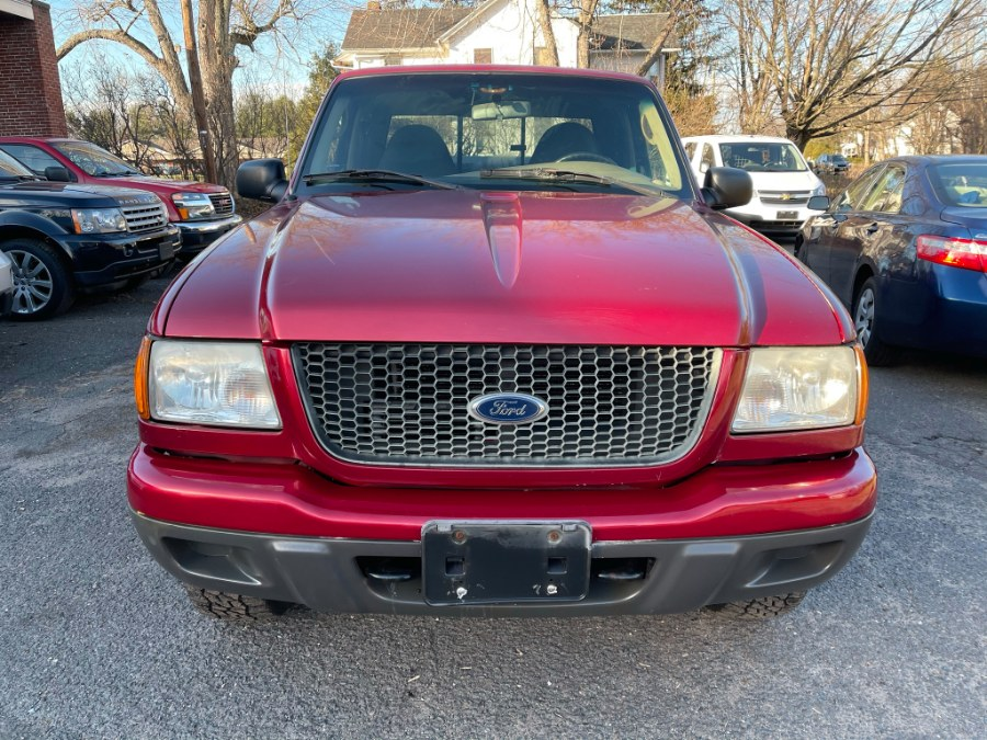 Used Ford Ranger 2dr Supercab 4.0L XLT 4WD 2003 | Toro Auto. East Windsor, Connecticut