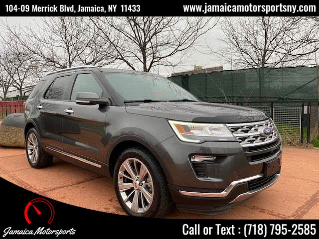 Used 2018 Ford Explorer in Jamaica, New York | Jamaica Motor Sports . Jamaica, New York