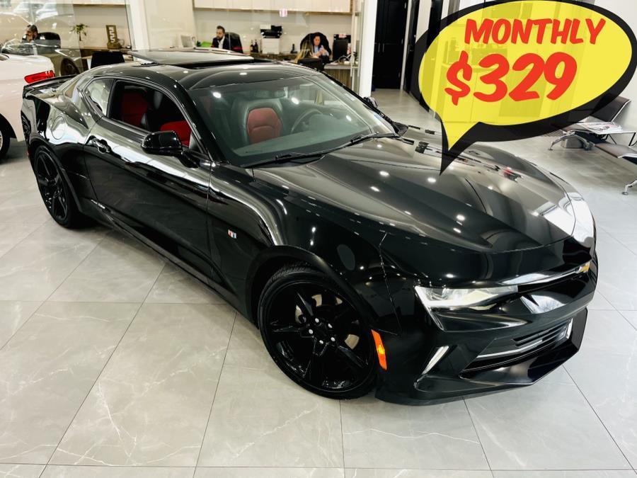 Used Chevrolet Camaro 2dr Cpe 2LT 2017 | Luxury Motor Club. Franklin Square, New York