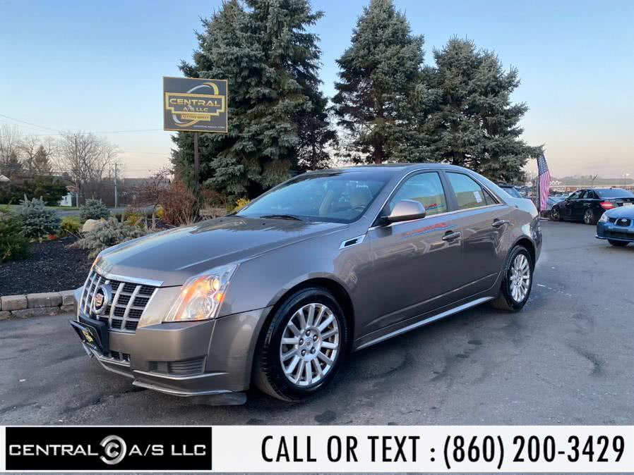 Used 2012 Cadillac CTS Sedan in East Windsor, Connecticut | Central A/S LLC. East Windsor, Connecticut