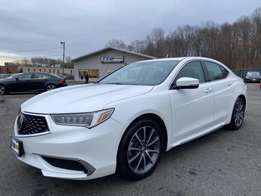 Used 2018 Acura TLX in Berlin, Connecticut | Tru Auto Mall. Berlin, Connecticut