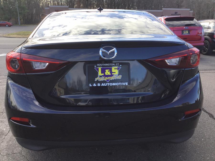 Used Mazda Mazda3 4dr Sdn Man i Touring 2015 | L&S Automotive LLC. Plantsville, Connecticut