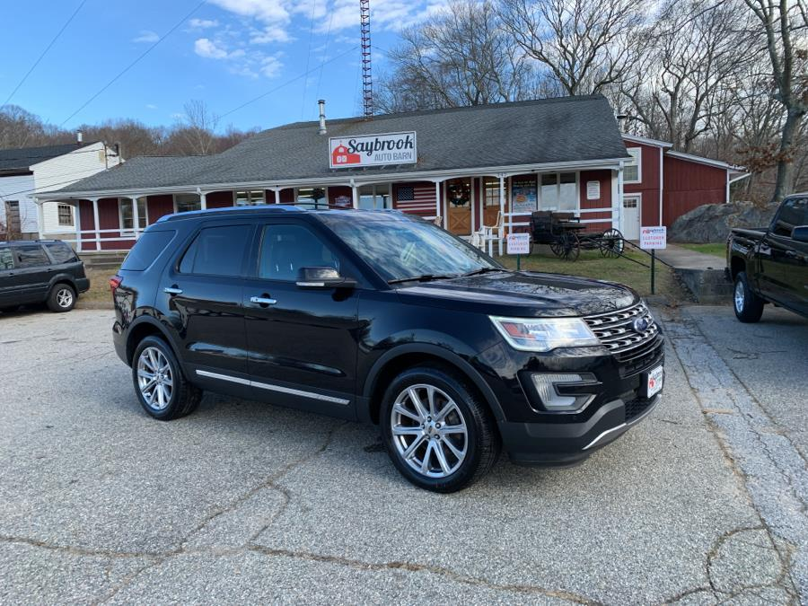 Used 2017 Ford Explorer in Old Saybrook, Connecticut | Saybrook Auto Barn. Old Saybrook, Connecticut