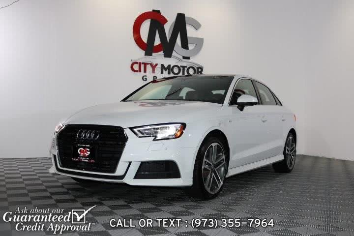 Used 2017 Audi A3 in Haskell, New Jersey | City Motor Group Inc.. Haskell, New Jersey