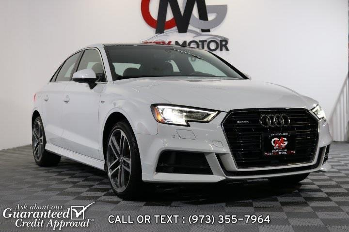 Used Audi A3 2.0T Premium Plus 2017 | City Motor Group Inc.. Haskell, New Jersey