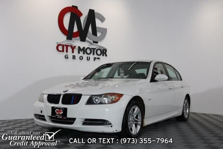 Used BMW 3 Series 328xi 2008 | City Motor Group Inc.. Haskell, New Jersey