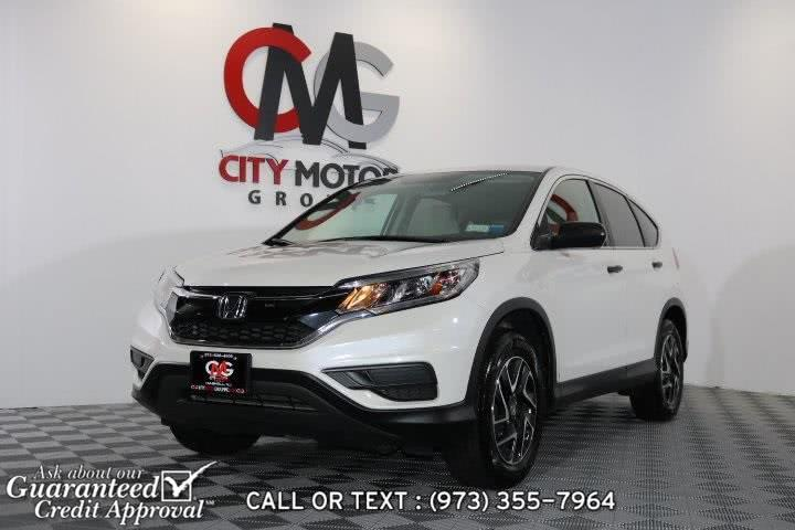 Used 2016 Honda Cr-v in Haskell, New Jersey | City Motor Group Inc.. Haskell, New Jersey
