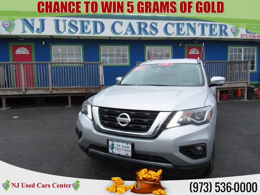 Used 2019 Nissan Pathfinder in Irvington, New Jersey | NJ Used Cars Center. Irvington, New Jersey