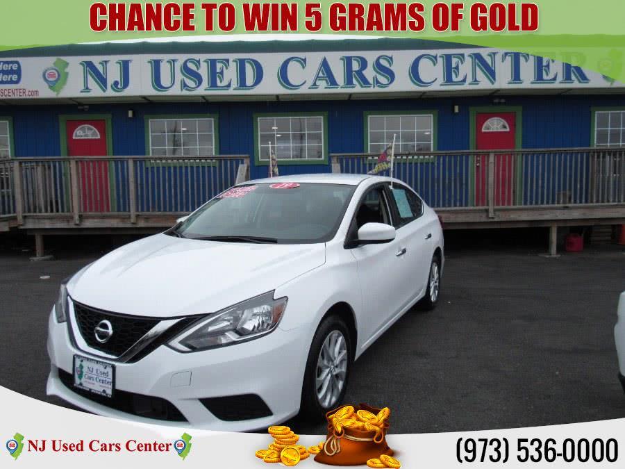 Used 2019 Nissan Sentra in Irvington, New Jersey | NJ Used Cars Center. Irvington, New Jersey