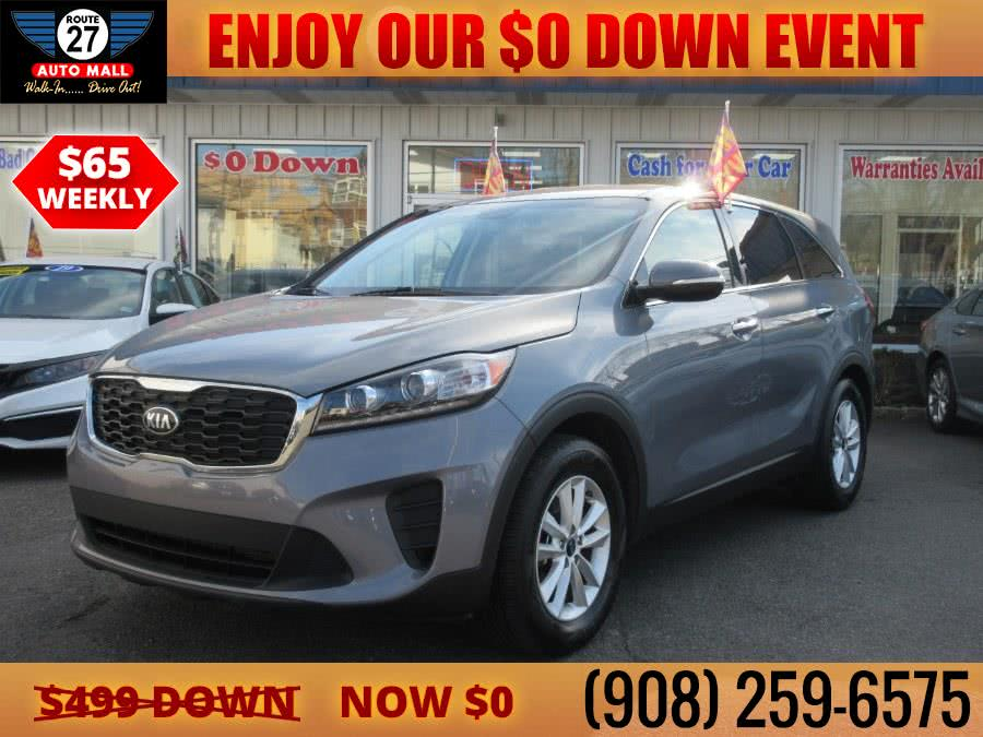 Used 2020 Kia Sorento in Linden, New Jersey | Route 27 Auto Mall. Linden, New Jersey