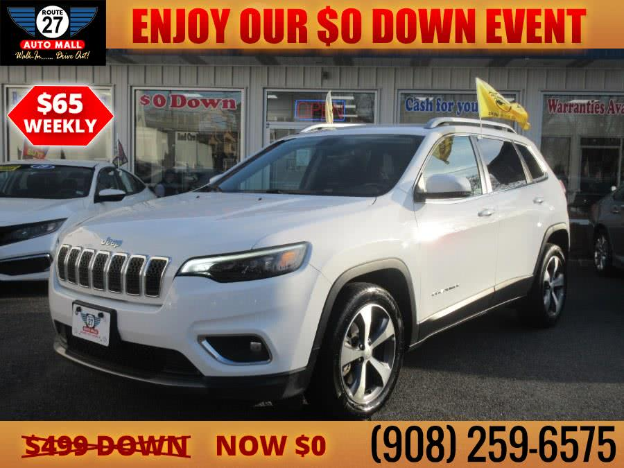 Used 2020 Jeep Cherokee in Linden, New Jersey | Route 27 Auto Mall. Linden, New Jersey