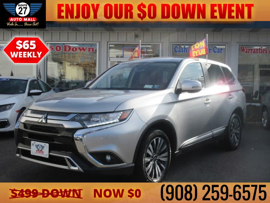 Used 2019 Mitsubishi Outlander in Linden, New Jersey | Route 27 Auto Mall. Linden, New Jersey