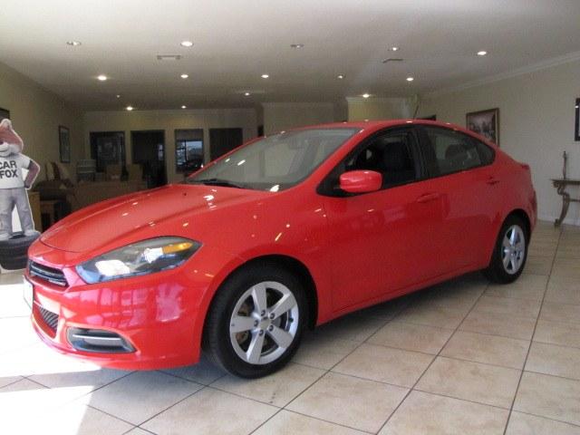 Used Dodge Dart 4dr Sdn SXT *Ltd Avail* 2016 | Auto Network Group Inc. Placentia, California