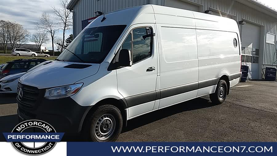 "Used Mercedes-Benz Sprinter Cargo Van 2500 High Roof I4 170"" RWD 2019 