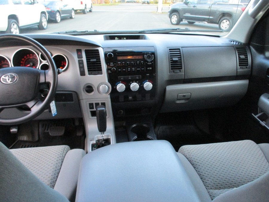 Used Toyota Tundra 4WD Truck Dbl 5.7L V8 6-Spd AT Grade (Natl) 2008 | Suffield Auto Sales. Suffield, Connecticut