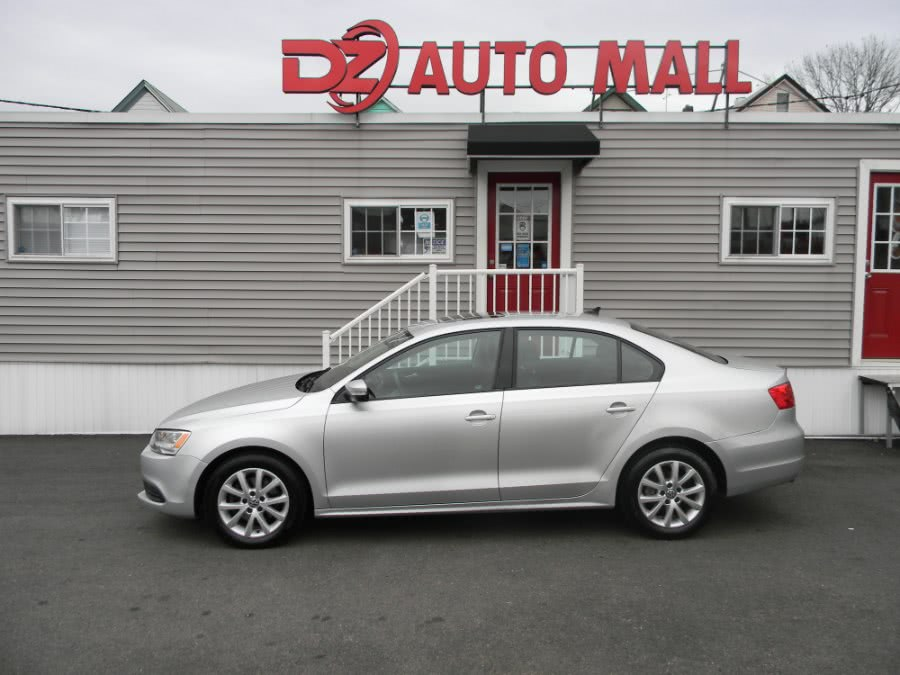 Used 2012 Volkswagen Jetta Sedan in Paterson, New Jersey   DZ Automall. Paterson, New Jersey