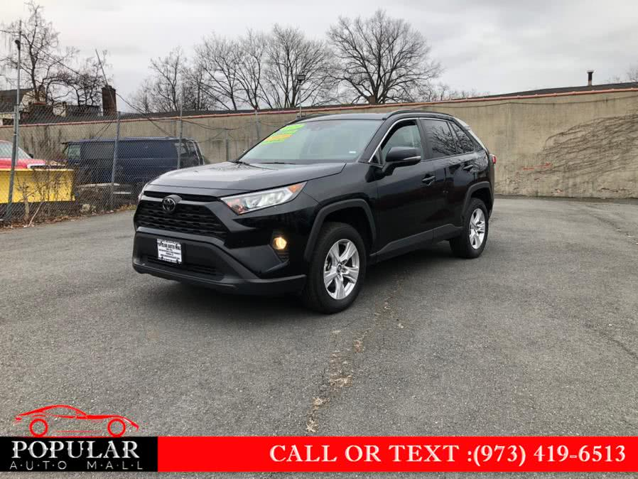 Used 2019 Toyota RAV4 in Newark , New Jersey | Popular Auto Mall Inc . Newark , New Jersey