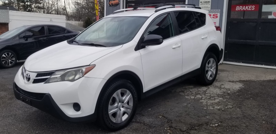 Used 2015 Toyota RAV4 in Milford, Connecticut | Adonai Auto Sales LLC. Milford, Connecticut