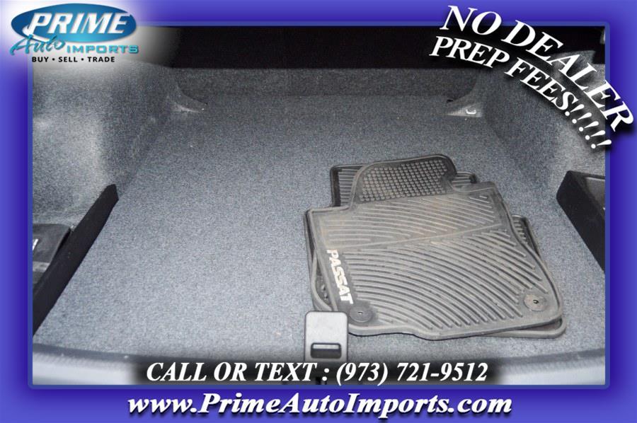 Used Volkswagen Passat 4dr Sdn 2.0L DSG TDI SE w/Sunroof 2013 | Prime Auto Imports. Bloomingdale, New Jersey