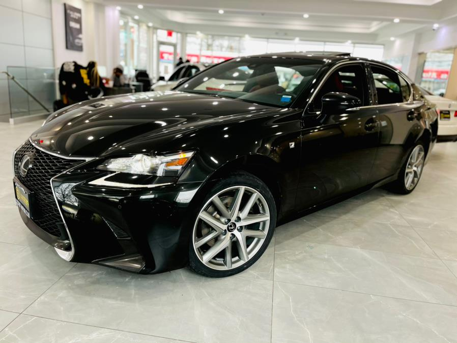 Used Lexus GS GS 350 F Sport AWD 2017   C Rich Cars. Franklin Square, New York