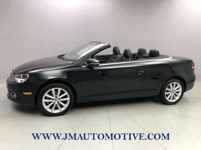 Used 2015 Volkswagen Eos in Naugatuck, Connecticut | J&M Automotive Sls&Svc LLC. Naugatuck, Connecticut