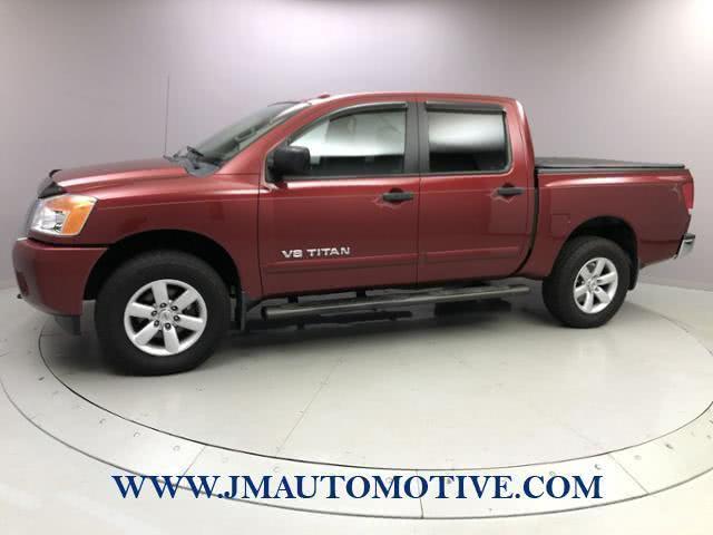 Used 2014 Nissan Titan in Naugatuck, Connecticut | J&M Automotive Sls&Svc LLC. Naugatuck, Connecticut