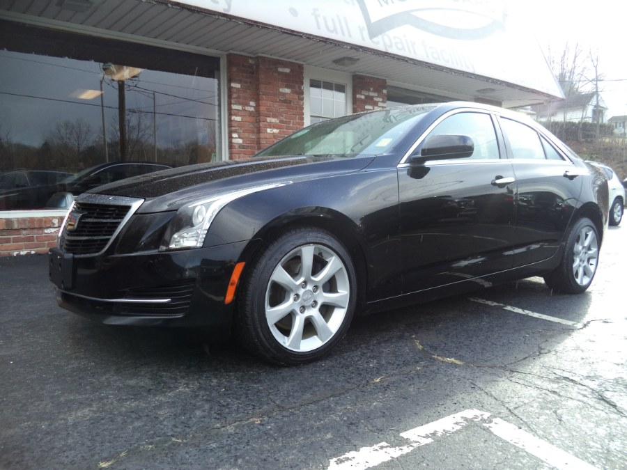 Used 2015 Cadillac ATS Sedan in Naugatuck, Connecticut | Riverside Motorcars, LLC. Naugatuck, Connecticut