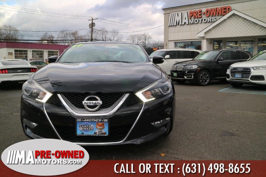 Used Nissan Maxima SL 3.5L 2017 | M & A Motors. Huntington, New York