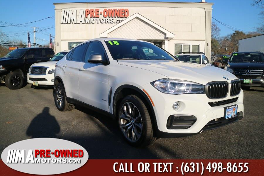 Used 2018 BMW X6 in Huntington, New York | M & A Motors. Huntington, New York